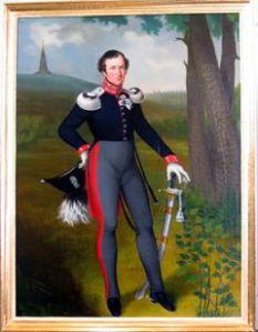 unbekannt: Porträt Friedrich Wilhelm III. © Potsdam Museum - Forum für Kunst und Geschichte