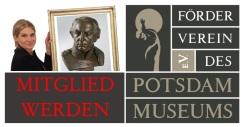 Wir tragen das Potsdam Museum