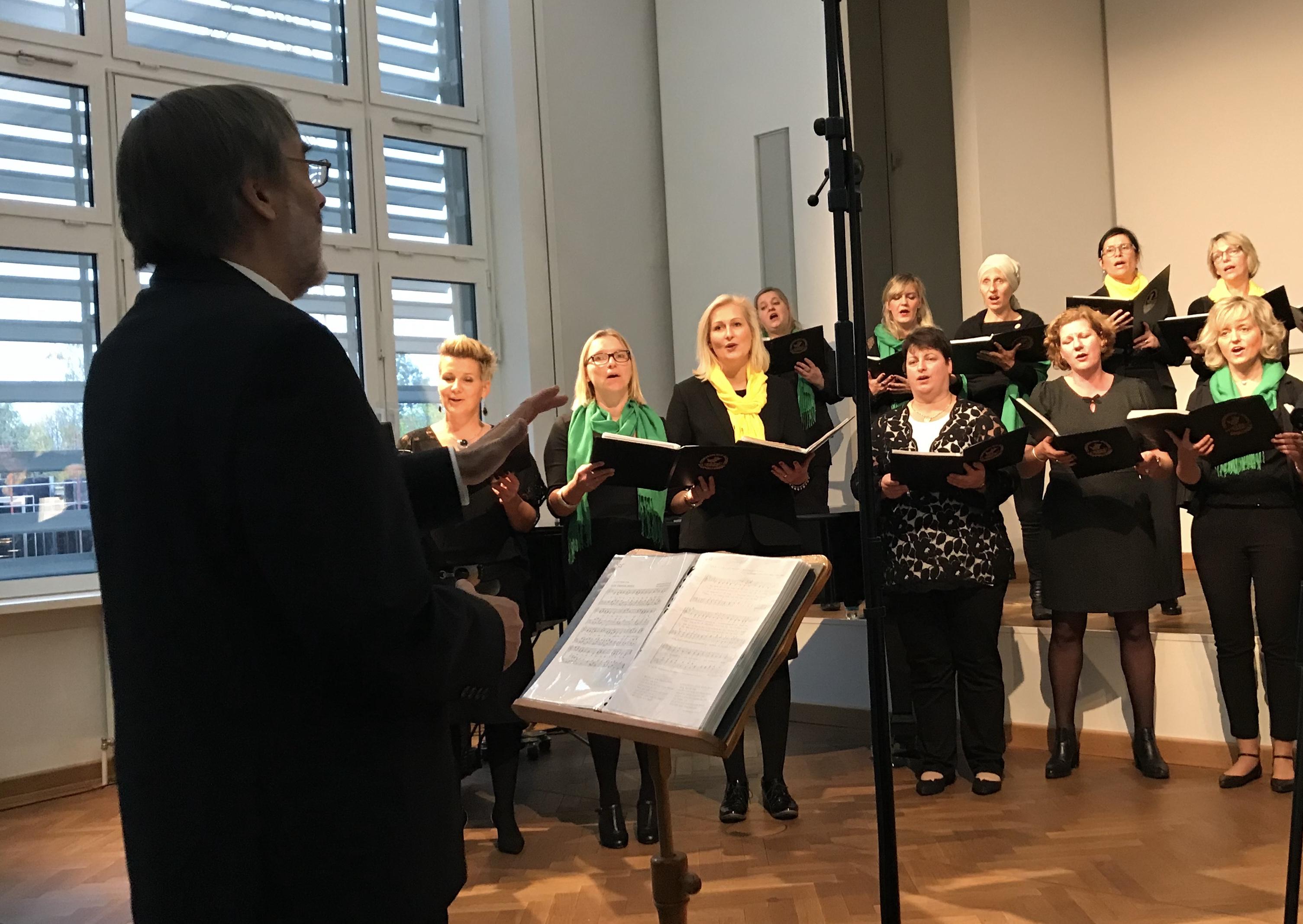 Zaunkonige Gaben Stimmungsvolles Konzert Im Potsdam Museum